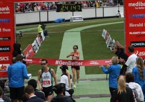 MelP Melb Marathon